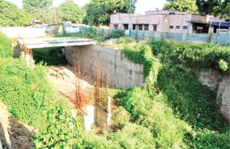 Mahakal tunnel work hangs in balance