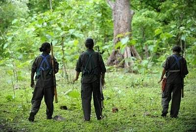 Naxals blow up block office in Bihar following bandh call