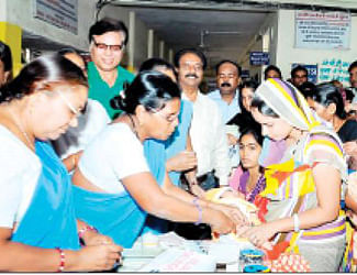 Pentavalent Vaccination drive begins