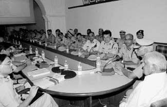 Be people- friendly, terror for criminals: Gaur tells cops