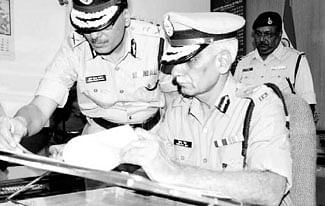Responsive, people-friendly force new DGP's priority