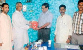 Sanskrit Bharti conducts Sanskrit promotion campaign