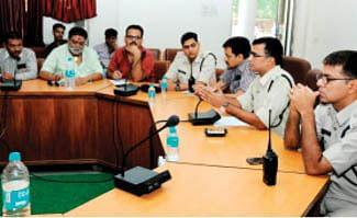 Social media can trigger communal tension