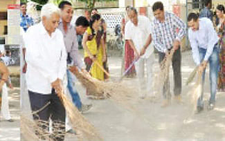 ' Swachh Bharat Abhiyan' launched