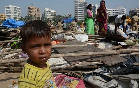 Citizens reclaim Versova beach