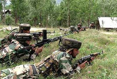 Pakistan firing kills 2 Army jawans, one woman