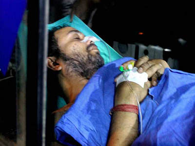 Suicide bid by TMC MP in jail, Mamata not so sure