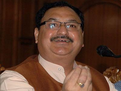 Jagat Prakash Nadda all set to head BJP