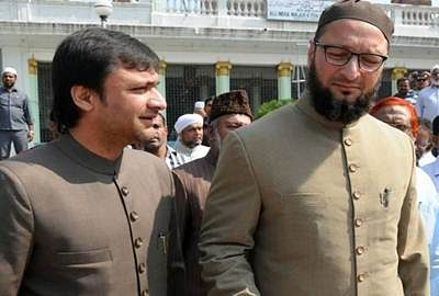Sena attacks AIMIM, says Owaisis 'poisoned' minds of Muslims
