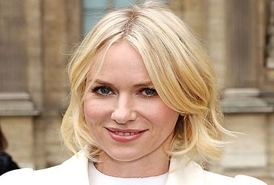When Naomi Watts was spotted in chocolate moustache