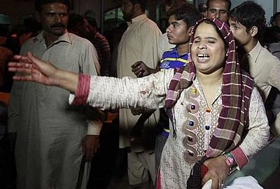 Four killed in Pakistan blast