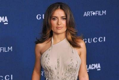 Salma Hayek advice young girls to be unique