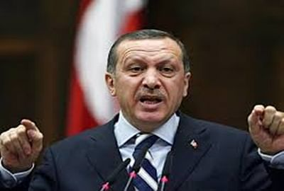 Turkey's Erdogan calls for referendum on strong presidency