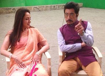 Shakti Kapoor, Hema Malini Team Up After 29 Years