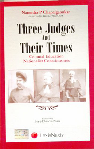Three Judges and Their Times