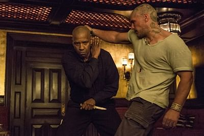 Movie Review – The Equaliser: Edgy action thriller