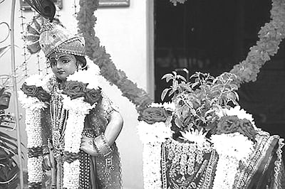 The greatness of  Tulsi and Tulsi Vivah