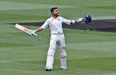 Virat Kohli says has no reason to respect annoying Johnson
