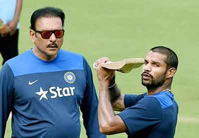 Shastri impressed with  team's attacking mode