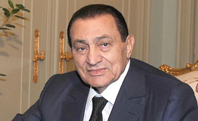 Former Egyptian president Hosini Mubarak, who stood against Islamic militancy, passes away at 91
