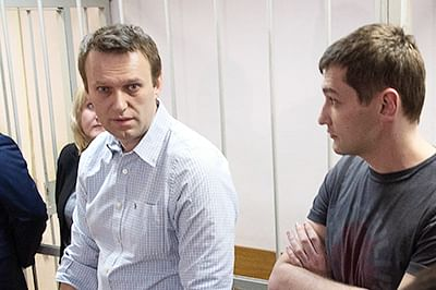 Putin critic given  suspended sentence
