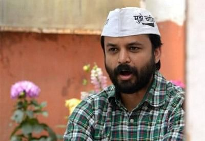 AAP leader Ashish Khetan resigns from Delhi Dialogue Commission
