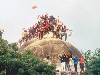 Ayodhya case: Muslim side makes submission on moulding of relief public