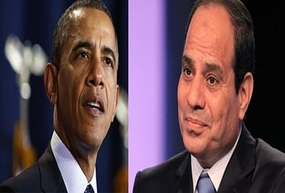 Barack Obama calls Egyptian President to discuss bilateral relations