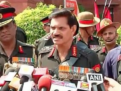 Army Chief to review situation in violence-hit Assam