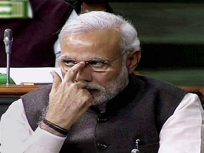 PM Modi warns MPs not to cross Lakshman Rekha