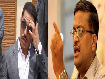 Pages of file pertaining to Vadra-DLF deal missing: Ashok Khemka