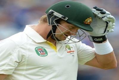 Shane Watson faces axe as Australia seek to level Ashes
