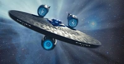 'Star Trek' sonic tractor beam moves stuff with sound