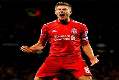Doting Steven Gerrard splurges 100K pounds for his kids playground