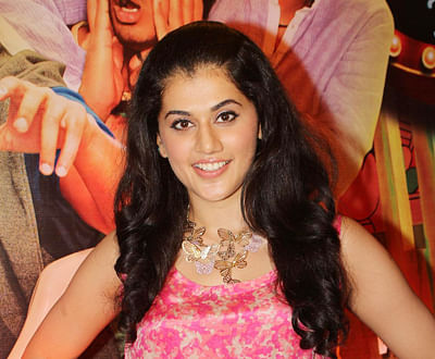 Taapsee bags a movie, thanks to her Urdu
