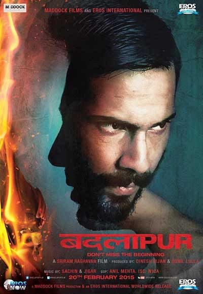 """I Suffered A Lot While Doing BADLAPUR"""
