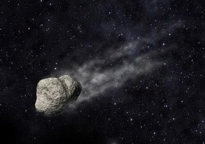 Mass extinctions caused by comets, asteroids