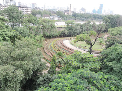 Inauguration of 14-acre garden mired in 'procedure'
