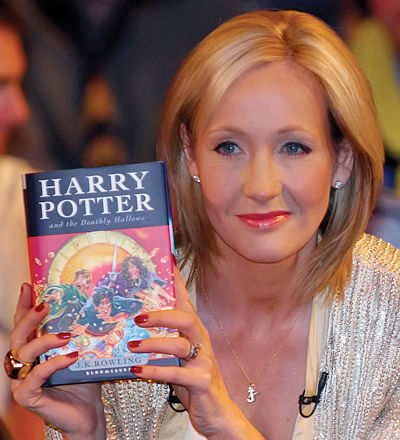 Rowling to release more tales from the Potter world