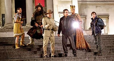 Movie Review: Night at the Museum – Secret of the Tomb: Enjoyable action adventure