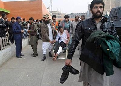 Peshawar school clearance operation nears end