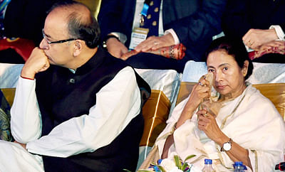 Mamata Summit No Patch On Vibrant Gujarat: Bjp