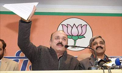 Delhi BJP leader Ashwini Upadhyay