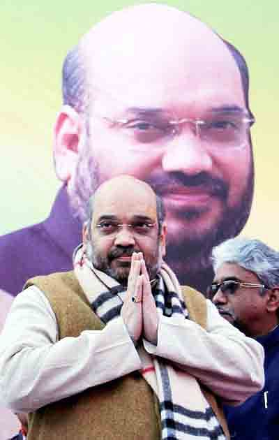 Modi govt sensitive; aware of concerns of industries: Amit Shah