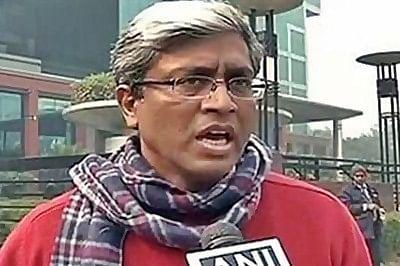 NCP condemns Ashutosh for his blog on Sandeep Kumar