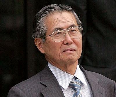 Peru's ex-president Fujimori gets eight more years in jail