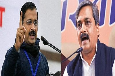 """BJP threatens to campaign against AAP govt's """"corruption"""""""