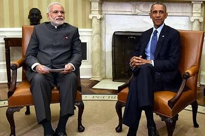 Barack Obama, Narendra Modi committed to strong climate change agreement: WH