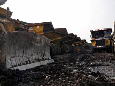 Government puts 40 more coal mines on offer for auction