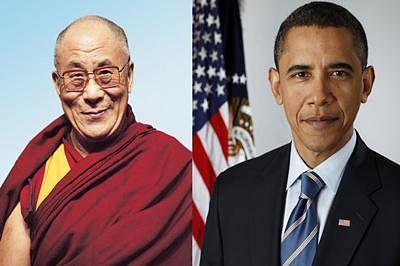 Obama greets Dalai Lama, upsets China